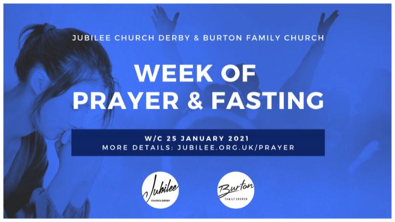 Online Prayer Evening