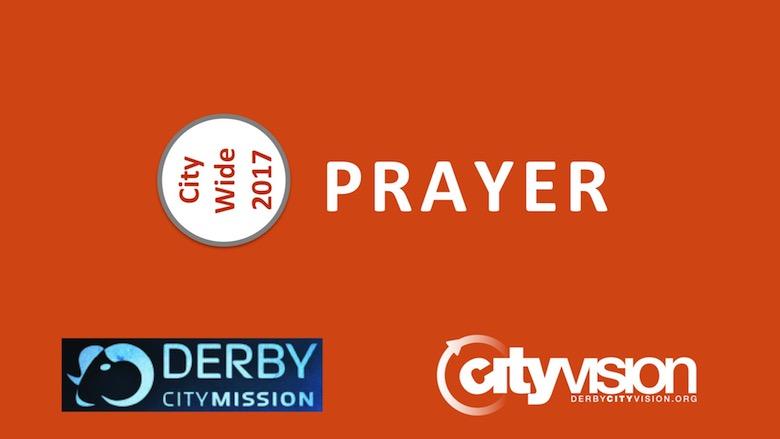 City Wide Prayer - Update
