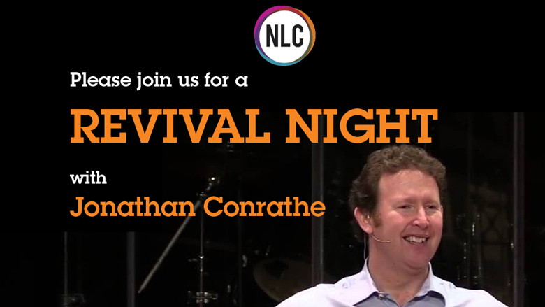 An Evening of Revival with Jonathan Conrathe