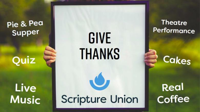 Scripture Union Prayer & Praise Event