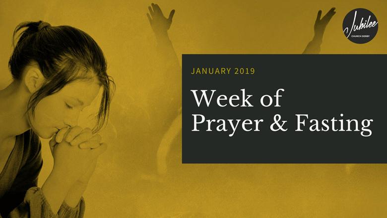 Week of Prayer | Topics We're Covering