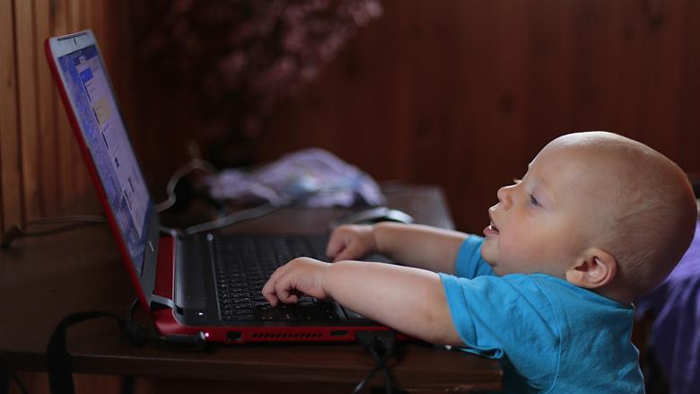 Raising Children in an Online World