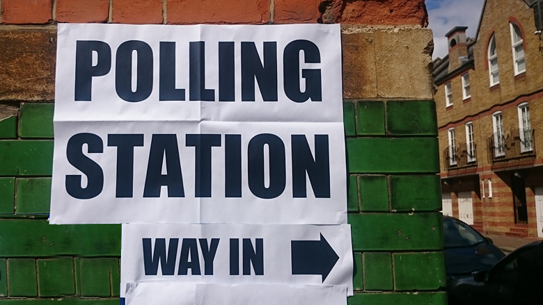 Election 2019 - Use your vote!