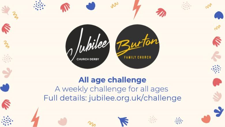 Weekly Challenge - w/c 28 June