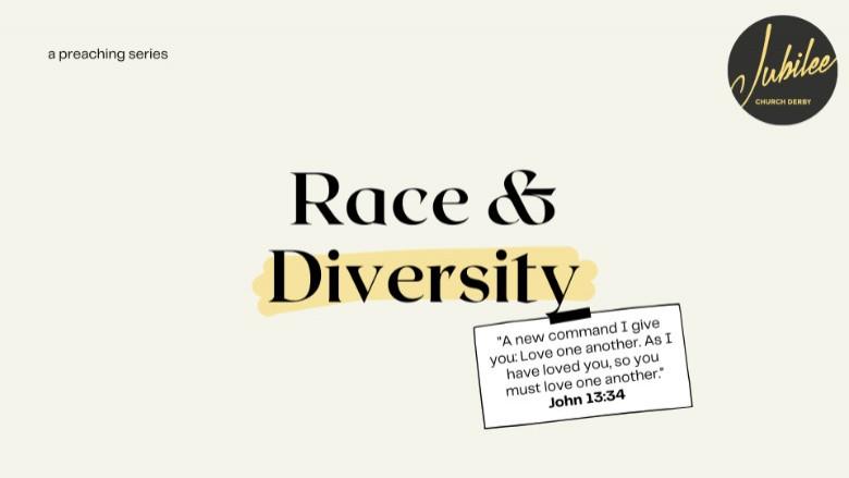 Race & Diversity - Week 2