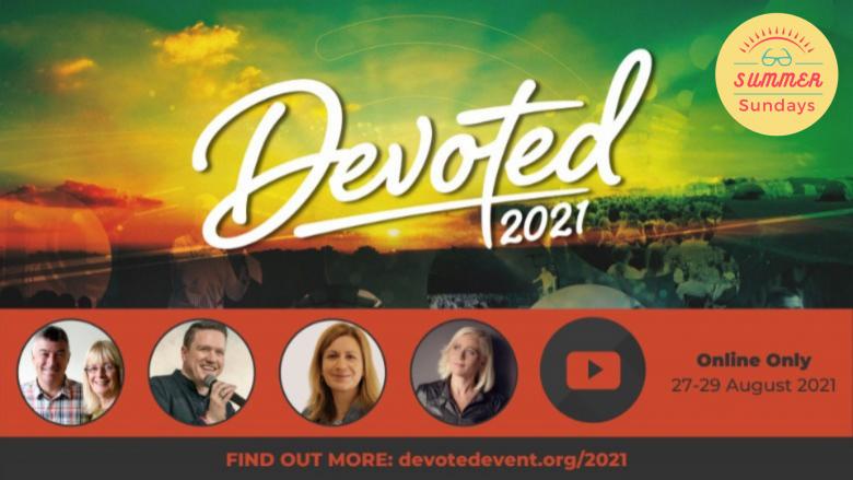Devoted 2021 - Online - 27-29 August 2021