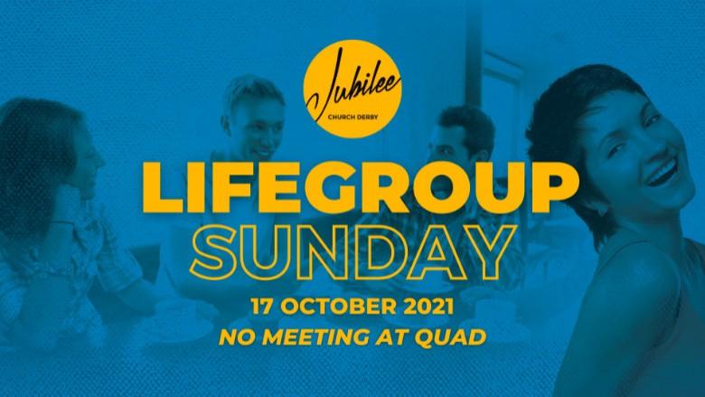 LifeGroup Sunday